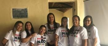 Secretaria Municipal de Assistência Social desenvolve Projeto de Prevenção e Combate ao Bullying Povoado Pai Mané