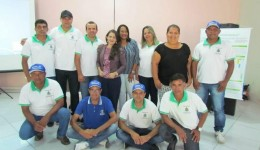 Prefeito Ramon Camilo e a Secretaria Municipal de Saúde encerraram Curso de Atualização dos Agentes de Combate as Endemias