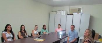 Prefeitura realiza treinamento da equipe que irá trabalhar no cadastro das famílias no Programa Cartão Reforma