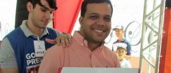 """Governo de Alagoas, em parceria com a Prefeitura de Dois Riachos, realizou a Edição do Dia """"D"""" Governo Presente em nosso município"""