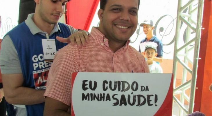 """O Governo de Alagoas, em parceria com a Prefeitura de Dois Riachos/AL, realizou nesta sexta-feira (27) a Edição do Dia """"D"""" Governo Presente em nosso município."""