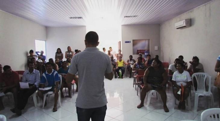A Prefeitura Municipal de Dois Riachos iniciou no dia 23/04/2018 o cadastro das famílias interessadas em participar do Programa Cartão Reforma.