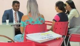 Ministério Público realiza atendimento a Cidade de Dois Riachos