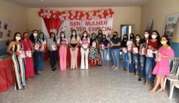 Projeto Ação Mulher nas Secretarias Municipais