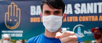 Ações da Prefeitura de Dois Riachos no combate ao coronavirus - Covid19
