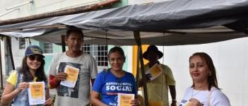A Secretaria de Assistência Social de Dois Riachos  intensifica a divulgação e conscientização sobre a prevenção do suicídio  - Setembro Amarelo